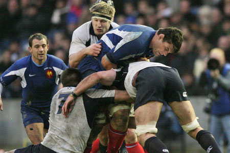 Scotland shock favourites with suprise victory