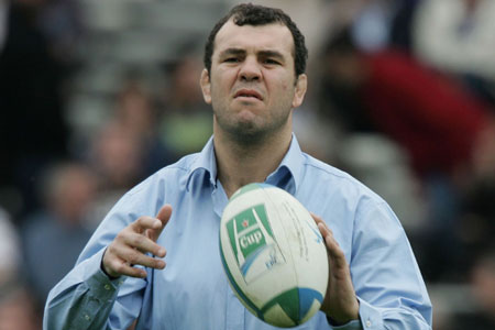 Cheika excited about Derby clash