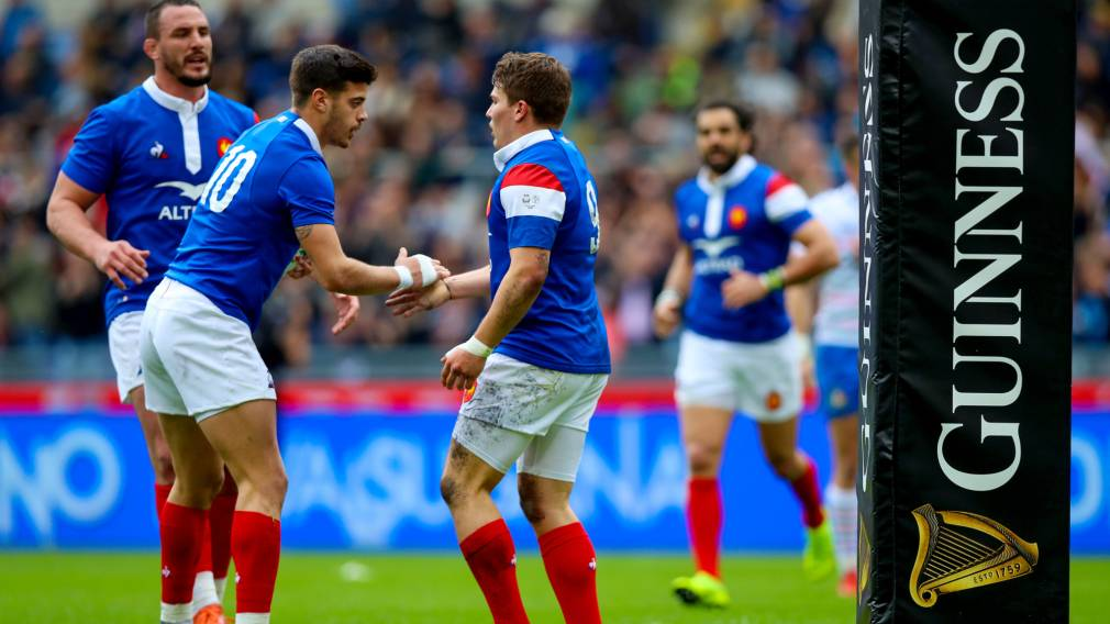France look to youth in Galthié's first squad