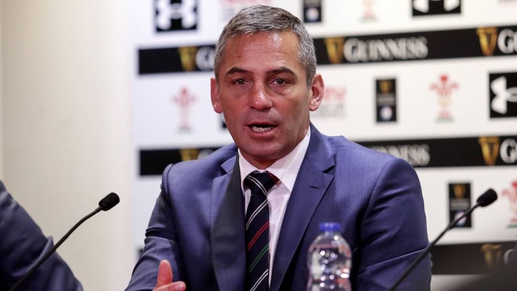 Smith appointed new permanent Italy head coach
