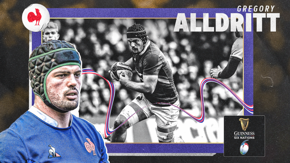 Player of the Championship nominee: Gregory Alldritt