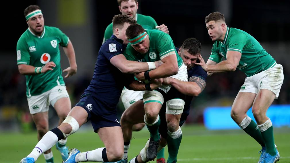 Ireland and Scotland to face each other as sides learn World Cup fate