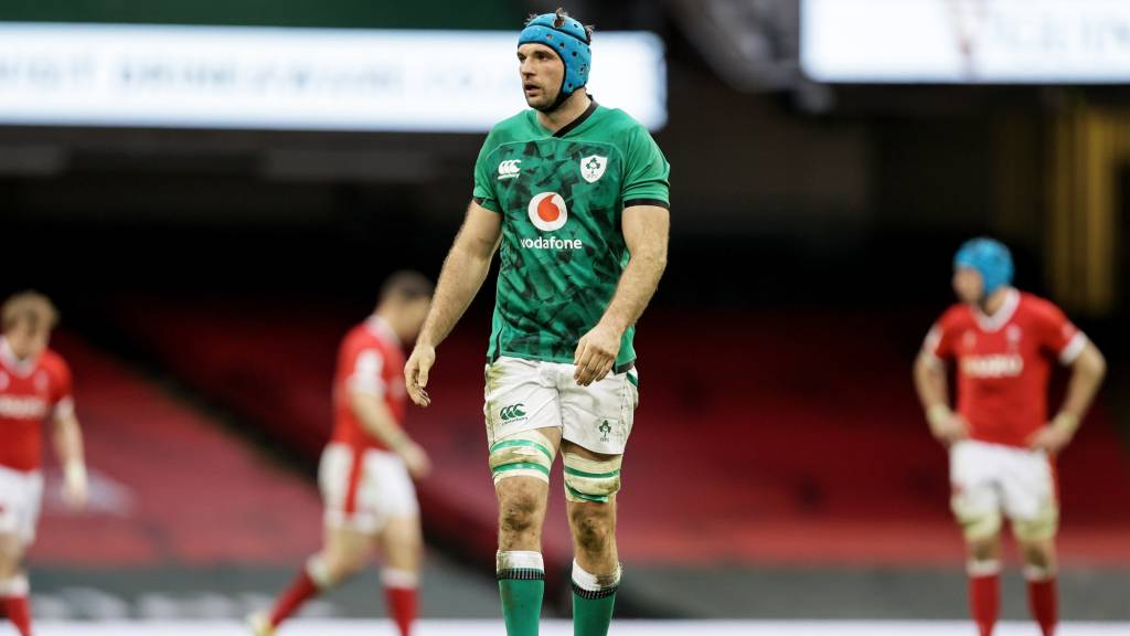 Tadhg Beirne will make his Lions debut