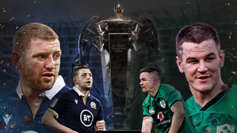 Avant-match : Ecosse-Irlande