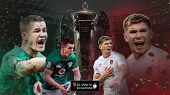 Anteprima: Irlanda v Inghilterra