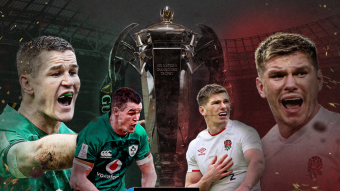 Avant-match : Irlande Angleterre