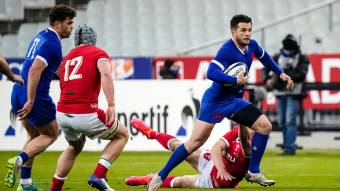 Brice Dulin France Galles Tests