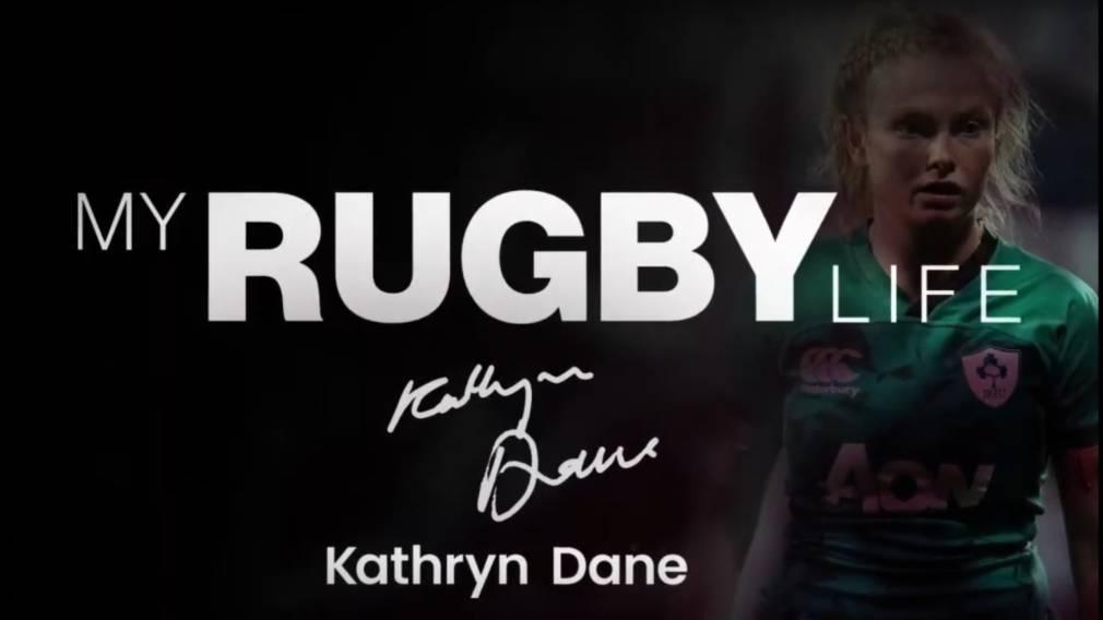 Kathryn Dane - My Rugby Life