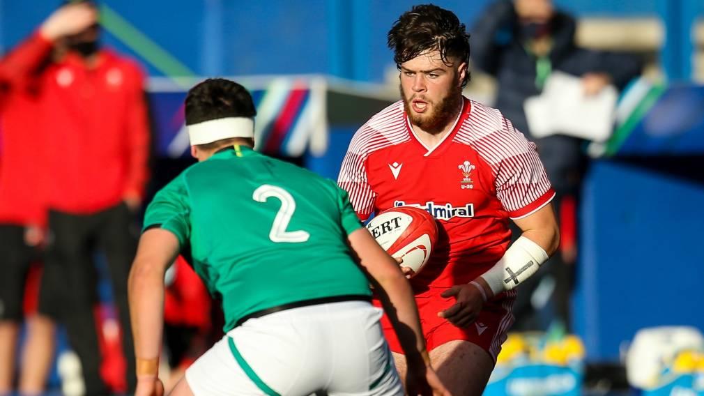 WATCH: Wales Under-20s v Ireland Under-20s