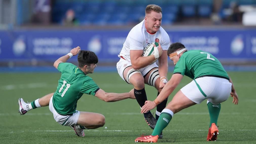 Highlights: Ireland Under-20s 15-24 England Under-20s