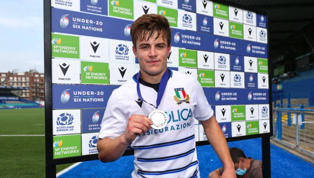 Italy scrum-half Albanese reveals extra focus was behind win over Scotland