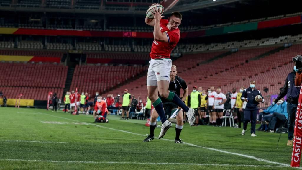 Josh Adams Lions