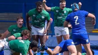 Kendellen double leads Ireland fightback in thrilling win over Italy