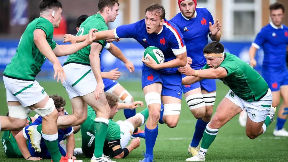 Highlights: Ireland Under-20s 28-34 France Under-20s