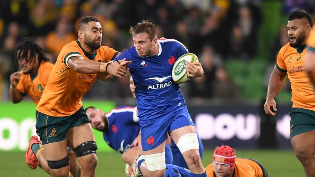 Anthony Jelonch France Australia