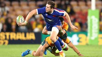 France suffer narrow defeat in Test series decider against Australia