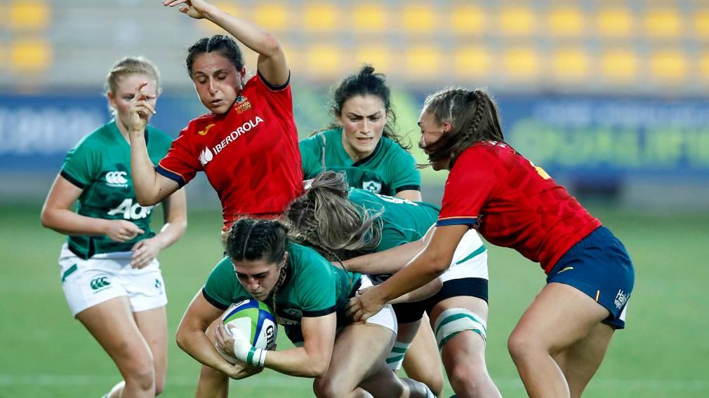 Ireland stunned by Spain in RWC qualifier